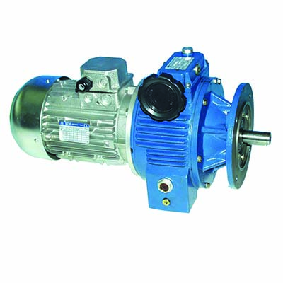 STM Mechanical Variator WMF_Motor