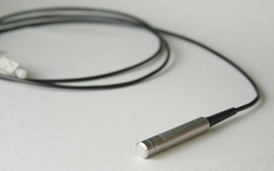 Fiber optic pressure sensor