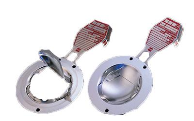 RLS Reverse Buckling Rupture Disks