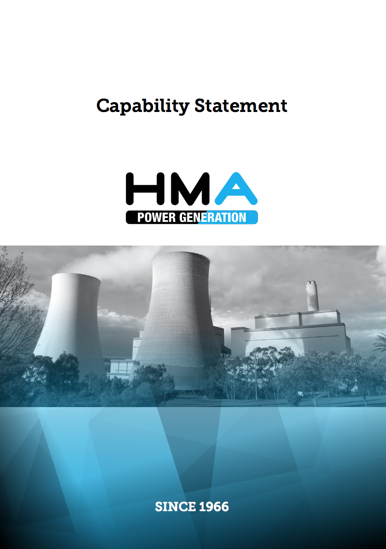 Power Generation - Capability Statement