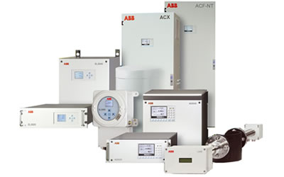 ABB EL306 Continuous Gas Analyser