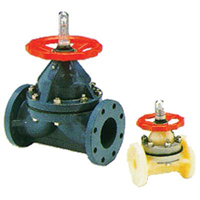 Thermoplastic valves