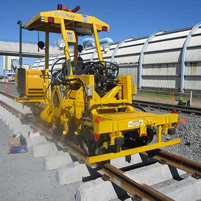 Rail Fixing Equipment