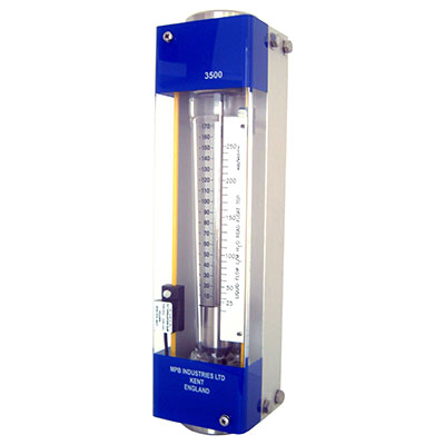 MBP Series 3500 Rotameters Glass tube Variable Area Flowmeter