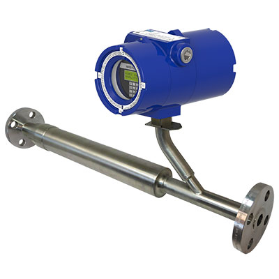 Kurz Series 534FTB In-Line Thermal Mass Flowmeter