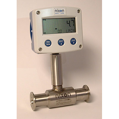 Nixon Series BNO Hygine Flowmeter