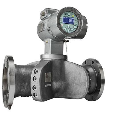 GE Panametrics Sentinel LCT8 Ultrasonic Liquid Custody Transfer Flowmeter