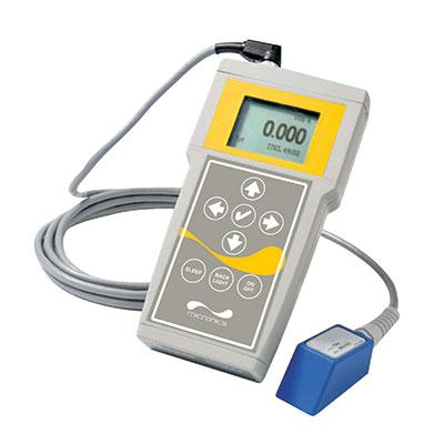 Micronics Series Portaflow D550 Portable Doppler Flowmeter