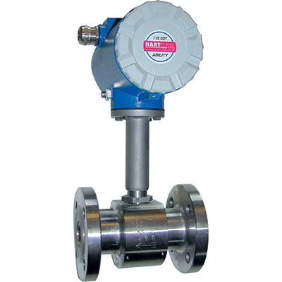 Bopp & Reuther Series RQ Turbine Flowmeter