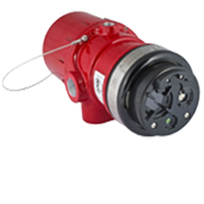 Det-tronics X9800 Single Frequency Infrared Flame Detector