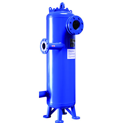 Bopp & Reuther Series Centrifugal Gas Separator