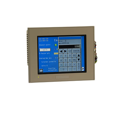 Bopp & Reuther Series MDS-PLC Compact Batch Controllers