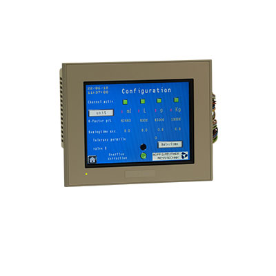 Bopp & Reuther Series Compact Batch Controllers