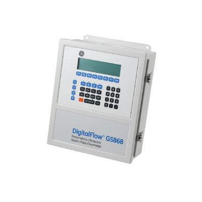 GE Panametrics PanaFlow GS868 Ultrasonic Steam Flowmeter