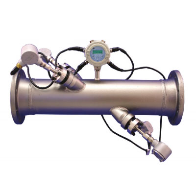 GE Panametrics Digital Flow XMT868i Clamp-On Ultrasonic Liquid Flowmeter