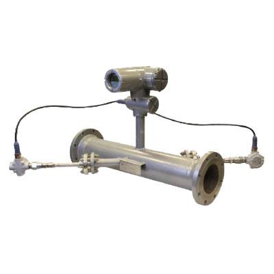 GE Panametrics PanaFlow HT HIGH TEMPERATURE Ultrasonic Liquid Flowmeter