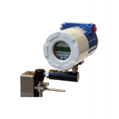 GE Panametrics PanaFlow Series MV82 Insertion  Vortex Flowmeter