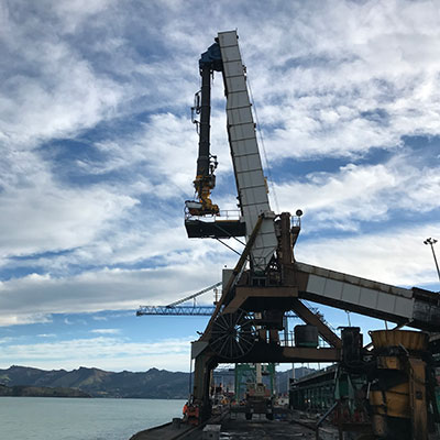 Ship and Barge Loading
